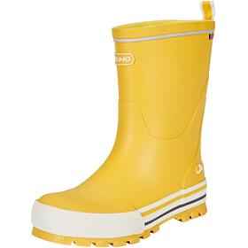 Viking Footwear Jolly - Botas de agua Niños - amarillo